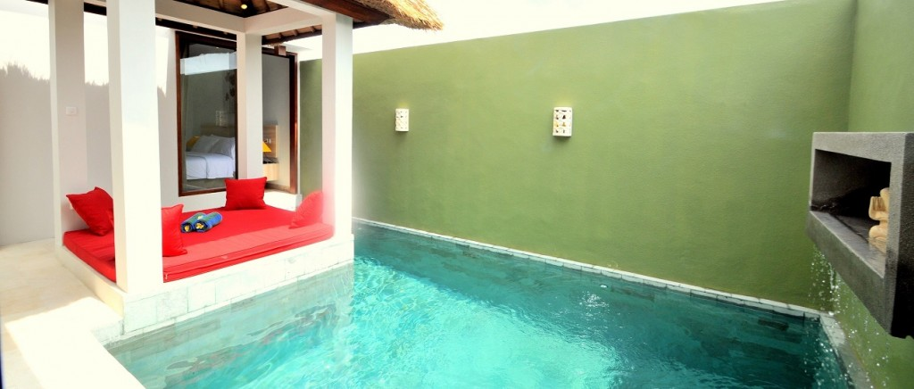 Jas Boutique's Private Pool Villa