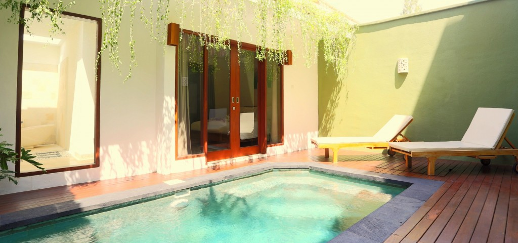Jas Green One Bedroom Private Pool Villa